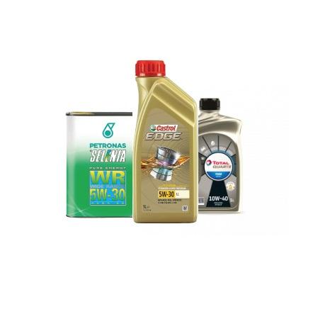 lubrificante olio auto 5w30 5w40 10w30 10w40 20w50
