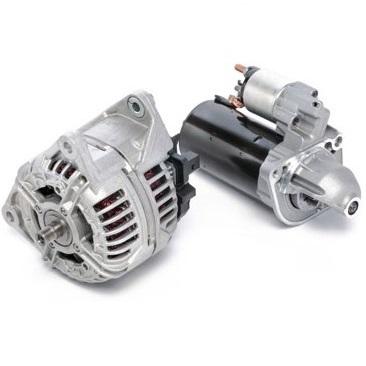 motorini e alternatori